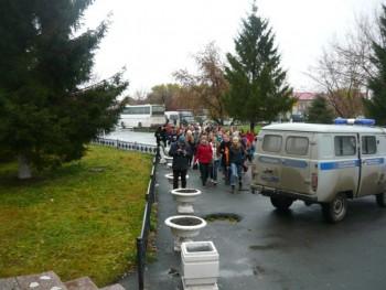 14 октября 2014, Долгодеревенское
