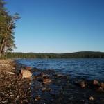 Озеро Синара, фото Евгения Серебрякова